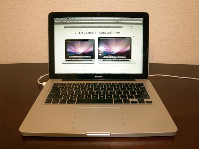 MacBook(Late 2008)