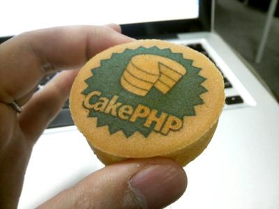 CakePHP饅頭