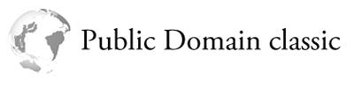 Public Domain classic